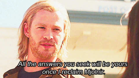 Movie thor GIFs - Get the best GIF on GIPHY