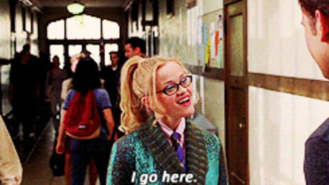 Legally Blonde GIF - Find & Share on GIPHY
