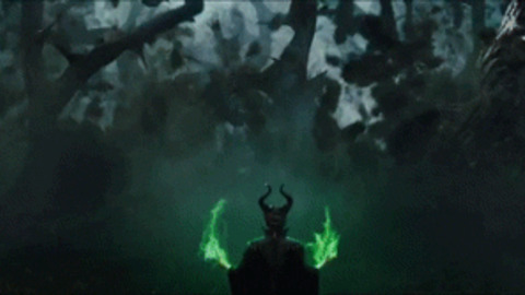 Disney Maleficent Gif Find Share On Giphy